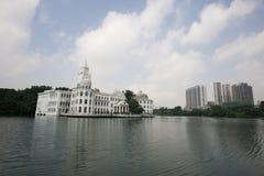 Liuhuahu park Stock Image