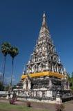 Lium del chedi de Wat, kumkam de Wiang, Chiangmai Foto de archivo libre de regalías