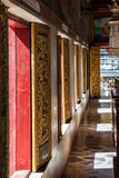 Lium del chedi de Wat, kumkam de Wiang, Chiangmai Imagen de archivo libre de regalías