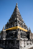 Lium del chedi de Wat, kumkam de Wiang, Chiangmai Fotos de archivo libres de regalías