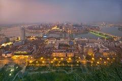 Liuzhou panorama Stock Image