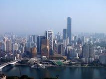 Liuzhoulandschap Stock Foto's