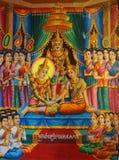 Liv av Buddha Royaltyfri Fotografi