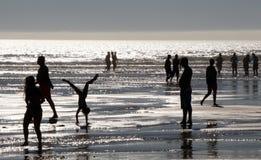 Liv för sommarvattenritualer är bra arkivfoto