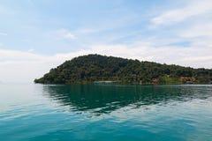 Liv i ön Arkivbilder