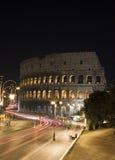 Liv nära Colosseumen i Rome, Italien Royaltyfria Foton