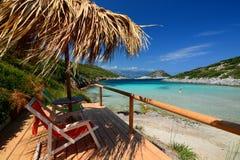 Livadaki beach. Samos island. Greece Stock Images