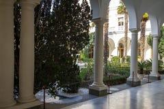 Livadia宫殿 图库摄影
