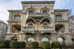 Livadia宫殿 免版税库存照片