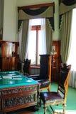 Livadia pałac wnętrze w Livadiya, Crimea Zdjęcie Royalty Free