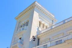 Livadia pałac w Livadiya, Crimea Zdjęcia Stock