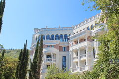 Livadia pałac w Livadiya, Crimea Obraz Stock