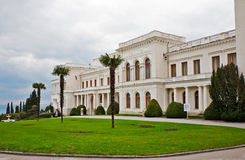 Livadia Palace Royalty Free Stock Photography