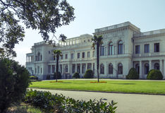 Livadia Palace and park, Crimea Stock Photography