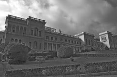 Livadia slott Royaltyfria Bilder