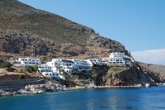 Livadia, Tilos island stock photos