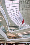 Livat Shopping Mall interior, Beijing, China Royalty Free Stock Image
