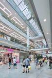 Livat zakupy centrum handlowego wnętrze, Pekin, Chiny Obrazy Royalty Free