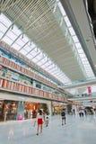 Livat zakupy centrum handlowego wnętrze, Pekin, Chiny Obrazy Stock
