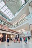 Livat zakupy centrum handlowego wnętrze, Pekin, Chiny Fotografia Royalty Free