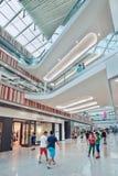 Livat zakupy centrum handlowego wnętrze, Pekin, Chiny Zdjęcie Royalty Free