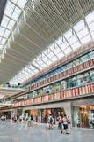 Livat zakupy centrum handlowego wnętrze, Pekin, Chiny Zdjęcie Stock