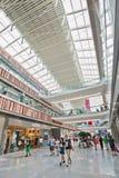 Livat zakupy centrum handlowego wnętrze, Pekin, Chiny Obraz Stock