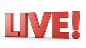 live Fotografia Stock
