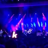 Live band Stock Image