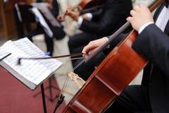 Live Concert in Werf Stock Foto's