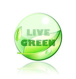 Live green Royalty Free Stock Photos