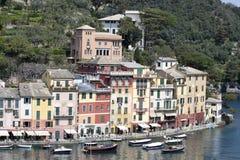 Live In Portofino Stock Photo