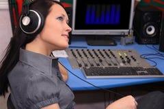 Live listening stock photos