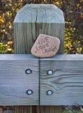Live Love Laugh Stock Image
