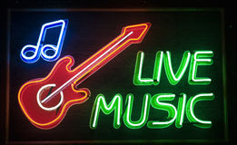 Live music Stock Photography