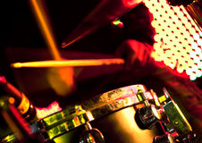 Live music background Stock Image