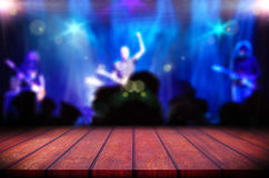 Live music background. Royalty Free Stock Images