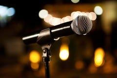 Live-Musikhintergrund Lizenzfreies Stockfoto