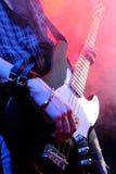 live rock arkivbild