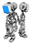 Live Screen Robot, cierre tres