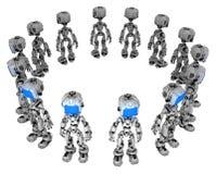 Live Screen Robot, soporte del círculo