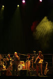 live stage Στοκ εικόνες με δικαίωμα ελεύθερης χρήσης