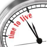 live tid till Fotografering för Bildbyråer