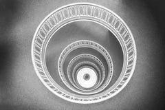 Livelli a spirale del piano a Amburgo, Germania Immagini Stock