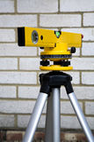 Livello di spirito del laser Fotografia Stock