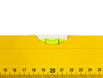 Livello giallo Immagine Stock