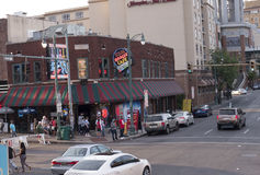 Free Lively Beale Street In Memphis Tennessee USA Stock Photos - 83775993