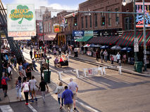 Free Lively Beale Street In Memphis Tennessee USA Stock Image - 83776571