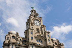 Liver building liverpool uk Stock Photos
