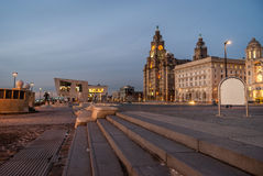 Liver Building. The Royal Liver Building, Liverpool royalty free stock photography